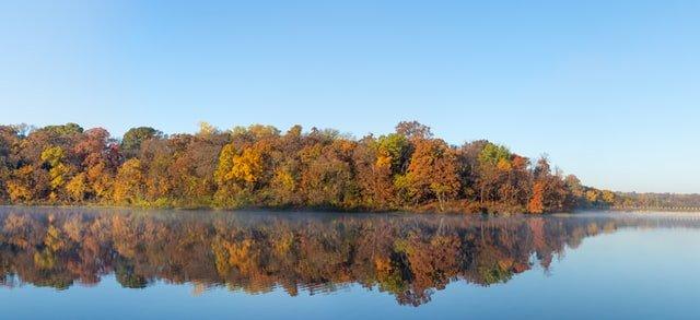 Kansas lake