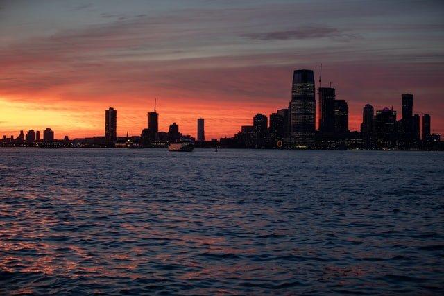 NJ skyline
