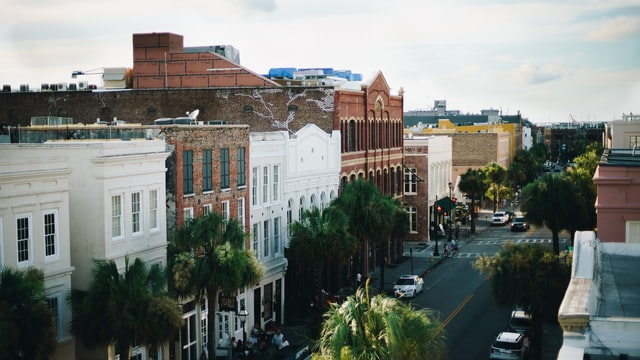 Charleston block