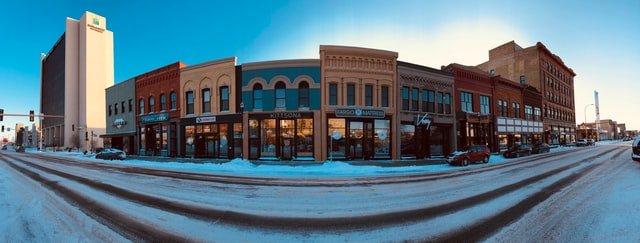 Fargo street